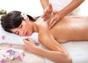 Massagem sensual para mulheres