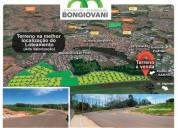 Terreno (parcelado) de 323m2 no residencial