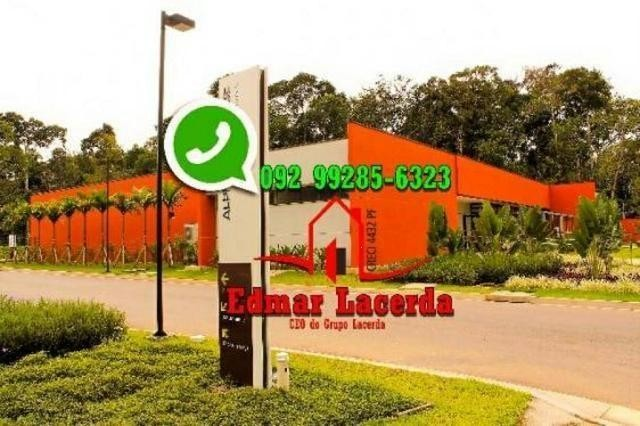 Alphaville Manaus 4, 363m², Entrada Parcelada