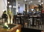 Cafeteria em centro comercial