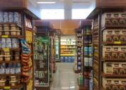 Supermercado em norte da ilha