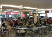 Restaurante em centro comercial