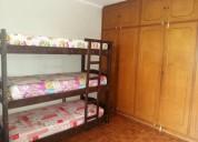 Republica toda mobiliada com quartos para rapazes