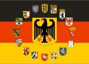 Aulas particulares de alemão, professor, curso