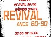 Revival liberal 80/90/00