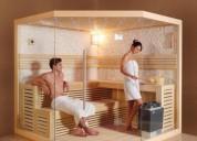 vendas, instalação e manutenção - tec saunas