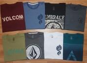 Kit 10 camiseta surf + 10 pares de meia brinde