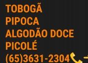 Pula pula//pipoca//algodão doce//picolé 36312304