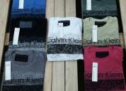 Camiseta calvin klein 10 peÇas atacado