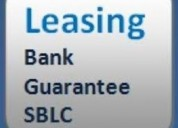 We offer lease and purchase bg,sblc and mtn