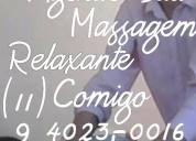Massagista masculino para mulheres  11 9 4023-0016