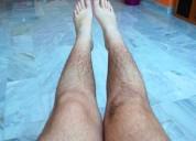 Procuro namorada com as pernas bastante peludas;
