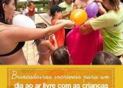 Monitores recreação infantil (ecco sports eventos)