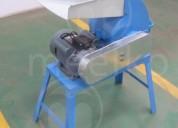 Molino de martillos meelko 1,5 kw monofásico 100