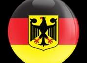 Aulas particulares de alemão, professor, curso,
