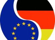 Intérprete alemão, aulas particulares & professor