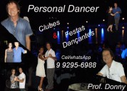 Personal dancer e professor