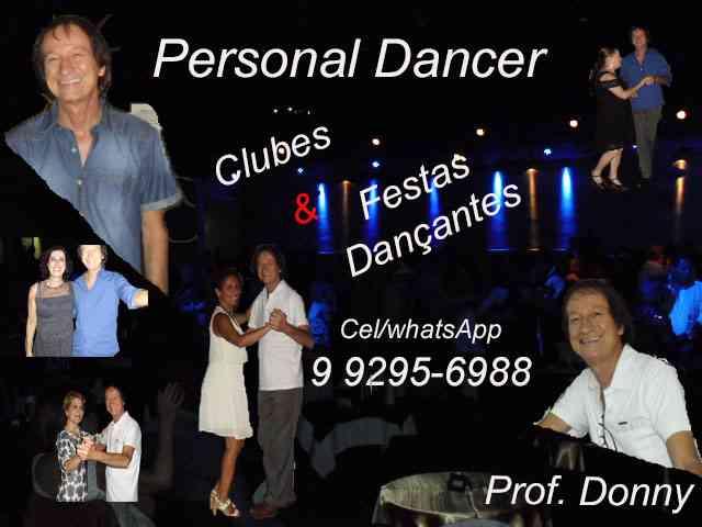 Personal Dancer e Professor