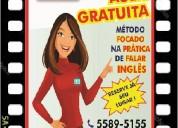Aulas de inglês  com método americano