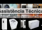 Conserto de geladeira e máquina de lavar jd refrig