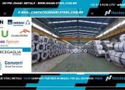 Dhabi steel brasil chapas bobinas em aço plano