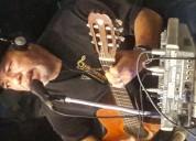 Voz e violão repertório variado