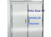 Consertos de geladeira freezer maquina de lavar