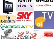 Técnico instalador de antenas tv