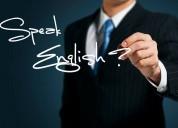 Curso de inglês método americano com  conversação