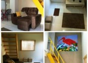 Apartamento/flat – mobiliado