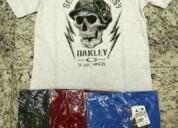 Camisetas oakley em atacado