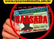 Recurso contra suspensÃo de cnh para todo o brasil