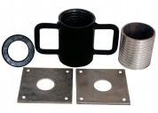 Kit completo p escora metalica dir fabrica bndes