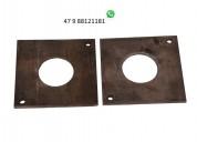 Base pe da escora p fabricar de escoras metalicas