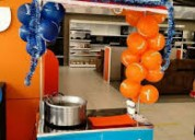 Organização festa confraternização empresas