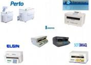 Assist técnica de impressora de cheque em sorocaba