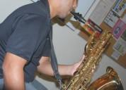 Aulas de sax e clarinete na região do tucuruvi