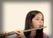 Aulas de flauta na região do tucuruvi zn de sp