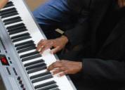 Aulas de piano & teclado na  região do tucuruvi