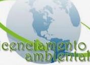 Regularização e licenças nas licenças ambiental.