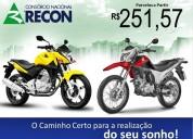 Consorcio de motos !
