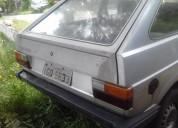 Vendo gol chaleira ano 1985 peças ou o carro