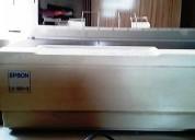 Impressora epson lx 300 ii