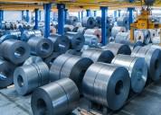 Dhabi Steel Produtos Siderúrgicos - Bobinas de Aço
