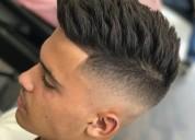 Barbearia máfia barber estilo