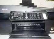 Impressora epson office tx 300f  multifuncional=