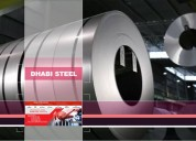 Dhabi steel ltda - bobinas de aço galvalume