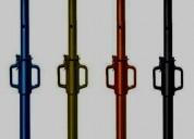Escora de aço ajustável 6,0 metros