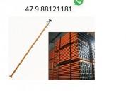 Estronca de aço ajustável 4,50