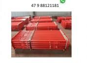 Estronca de aço regulável 4,0